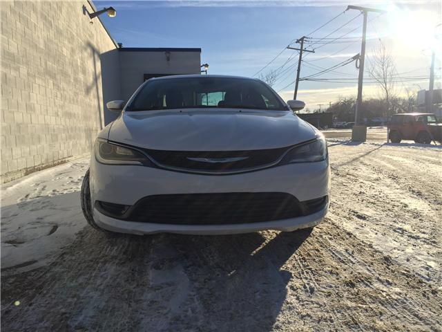 2015 Chrysler 200 LX (Stk: D1202) in Regina - Image 2 of 20