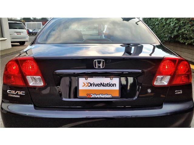 2005 Honda Civic Si (Stk: G0042A) in Abbotsford - Image 7 of 19