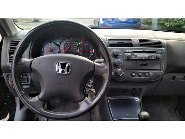 2005 Honda Civic Si (Stk: G0042A) in Abbotsford - Image 12 of 19