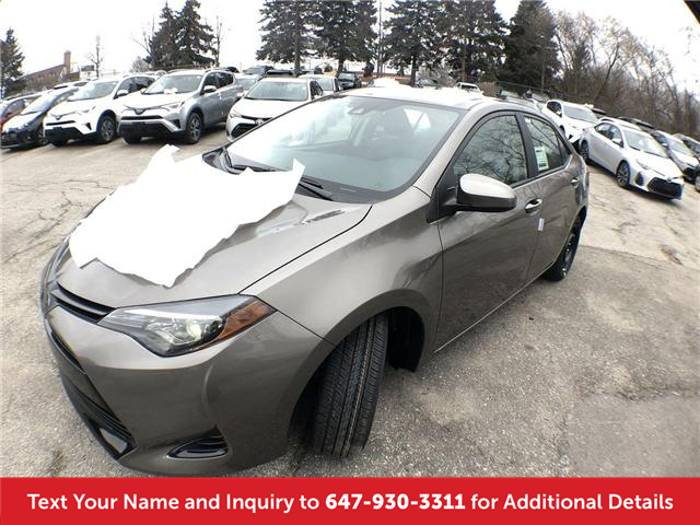 2019 Toyota Corolla LE (Stk: K3379) in Mississauga - Image 1 of 19