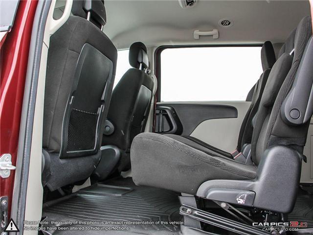 2016 Dodge Grand Caravan SE/SXT (Stk: A219010) in London - Image 17 of 27