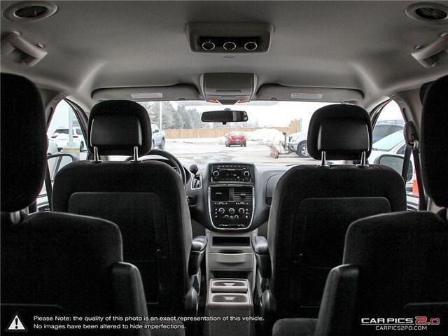 2016 Dodge Grand Caravan SE/SXT (Stk: A219010) in London - Image 18 of 27