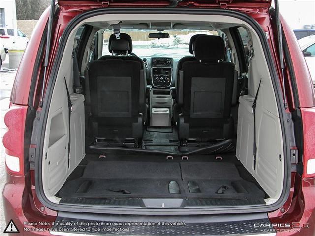2016 Dodge Grand Caravan SE/SXT (Stk: A219010) in London - Image 26 of 27
