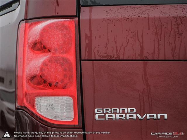 2016 Dodge Grand Caravan SE/SXT (Stk: A219010) in London - Image 27 of 27