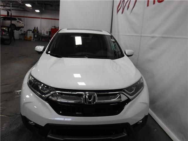 2019 Honda CR-V EX (Stk: 1747) in Lethbridge - Image 2 of 17