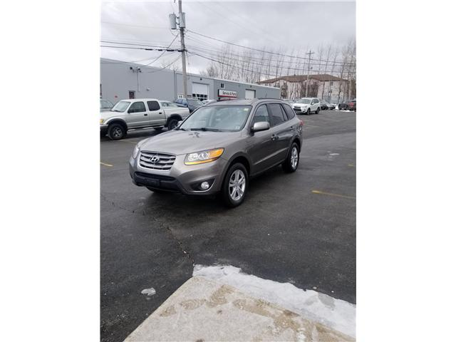 2011 Hyundai Santa Fe GLS 3.5 4WD (Stk: p19-005) in Dartmouth - Image 1 of 14