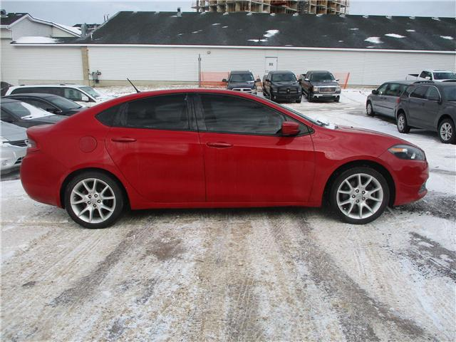 2013 Dodge Dart SXT - REMOTE START * CRUISE * A/C (Stk: B2863A) in Kingston - Image 1 of 1