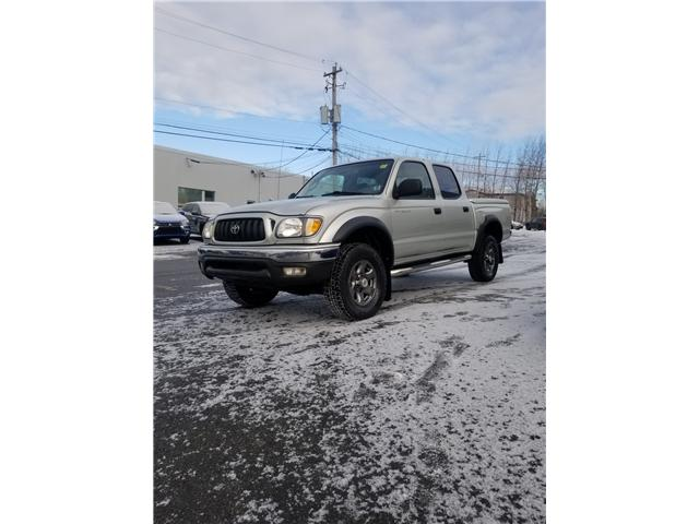 2004 Toyota Tacoma Double Cab V6 4WD (Stk: p19-014) in Dartmouth - Image 1 of 12