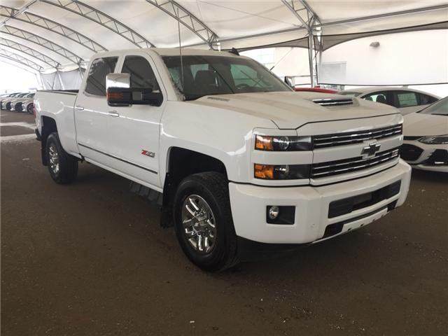2018 Chevrolet Silverado 3500HD LTZ (Stk: 159947) in AIRDRIE - Image 1 of 22