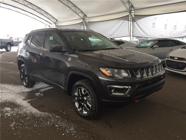 2017 Jeep Compass Trailhawk (Stk: 171236) in AIRDRIE - Image 1 of 21