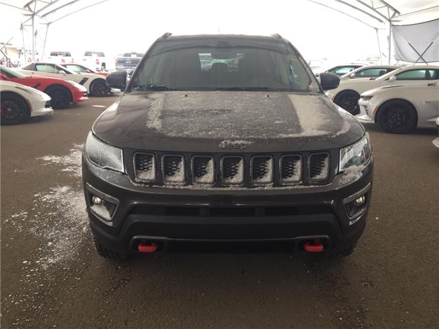 2017 Jeep Compass Trailhawk (Stk: 171236) in AIRDRIE - Image 2 of 21