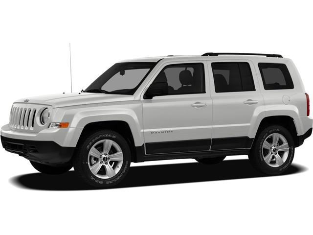 2011 Jeep Patriot Sport/North (Stk: P1597) in Regina - Image 1 of 1