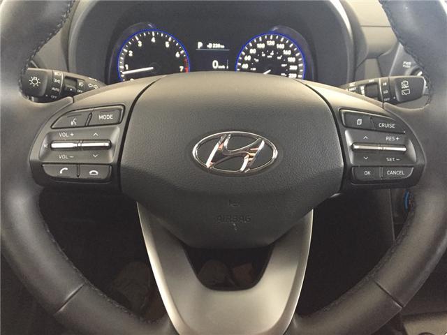 2018 Hyundai KONA 2.0L Essential (Stk: 171379) in AIRDRIE - Image 13 of 19