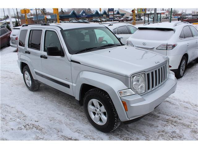 2012 Jeep Liberty Sport (Stk: CBK2559) in Regina - Image 1 of 18