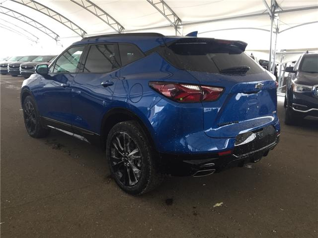 2019 Chevrolet Blazer RS (Stk: 171347) in AIRDRIE - Image 4 of 26