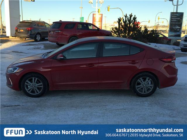 2018 Hyundai Elantra GL (Stk: B7183) in Saskatoon - Image 6 of 22