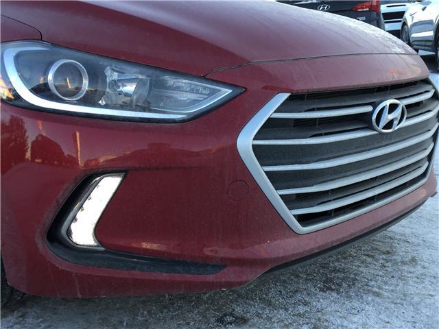 2018 Hyundai Elantra GL (Stk: B7183) in Saskatoon - Image 9 of 22
