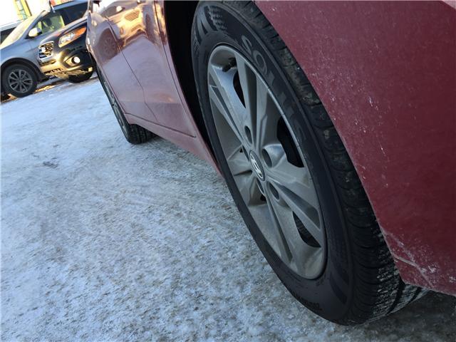 2018 Hyundai Elantra GL (Stk: B7183) in Saskatoon - Image 10 of 22