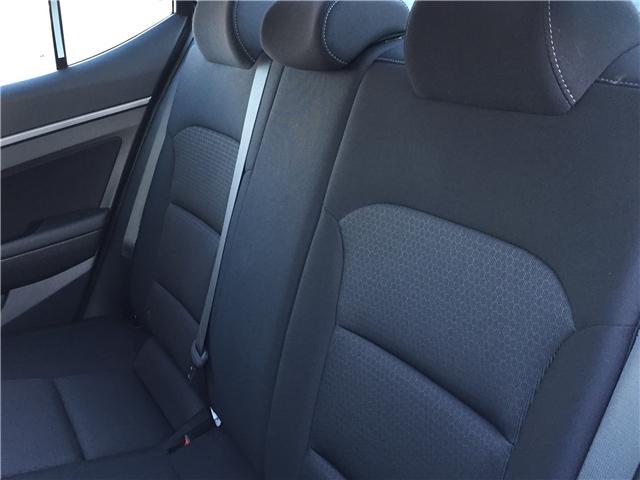2018 Hyundai Elantra GL (Stk: B7183) in Saskatoon - Image 16 of 22