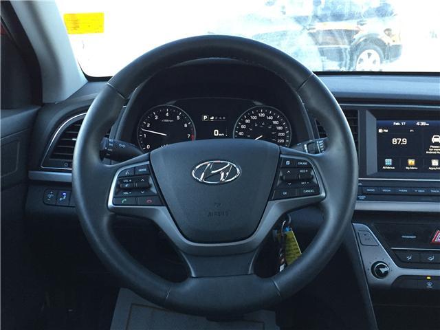 2018 Hyundai Elantra GL (Stk: B7183) in Saskatoon - Image 14 of 22