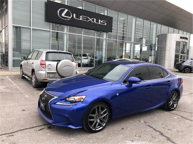 2015 Lexus IS 250 Base (Stk: 022035T) in Brampton - Image 1 of 17