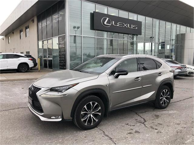 2017 Lexus NX 200t Base (Stk: 138912N) in Brampton - Image 1 of 19