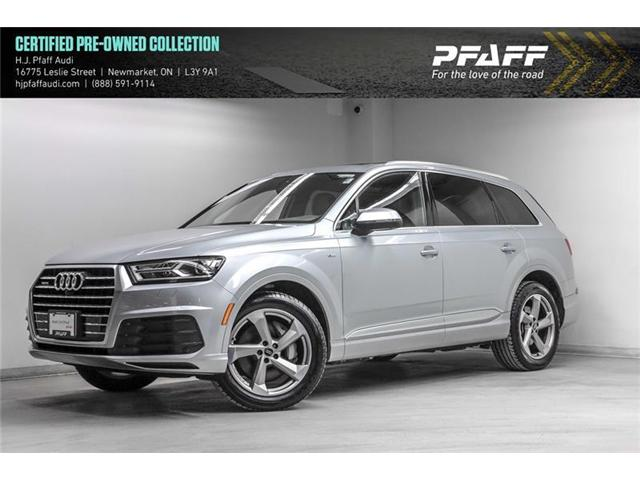 2017 Audi Q7 3 0T Technik at $59037 for sale in Newmarket - Pfaff