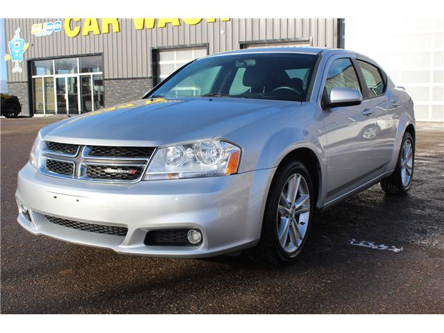 2012 Dodge Avenger SXT (Stk: CC2554) in Regina - Image 1 of 17
