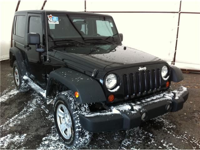 2013 Jeep Wrangler Sport (Stk: A8283B) in Ottawa - Image 1 of 12