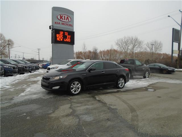 2012 Kia Optima EX Turbo + (Stk: 9SP1088A) in Cranbrook - Image 1 of 14