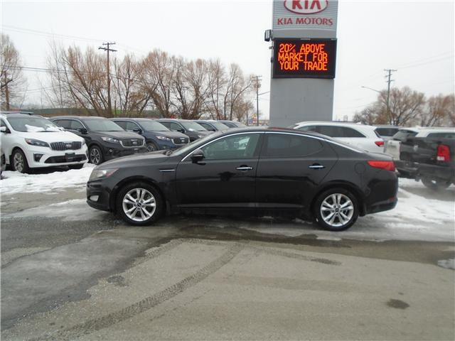 2012 Kia Optima EX Turbo + (Stk: 9SP1088A) in Cranbrook - Image 2 of 14