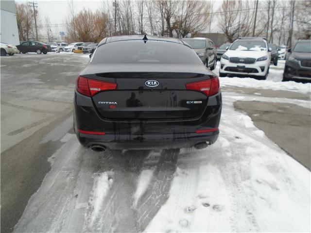 2012 Kia Optima EX Turbo + (Stk: 9SP1088A) in Cranbrook - Image 4 of 14