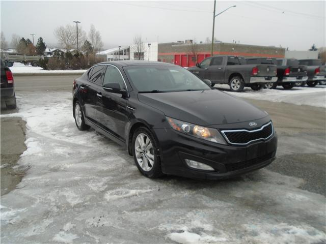2012 Kia Optima EX Turbo + (Stk: 9SP1088A) in Cranbrook - Image 7 of 14
