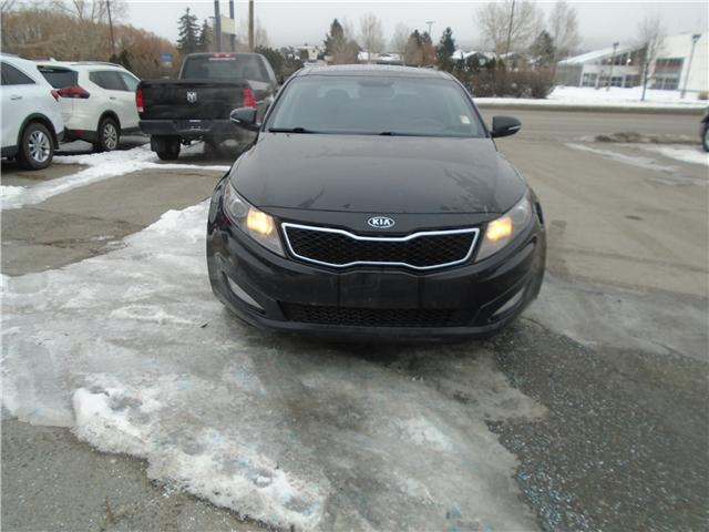 2012 Kia Optima EX Turbo + (Stk: 9SP1088A) in Cranbrook - Image 8 of 14