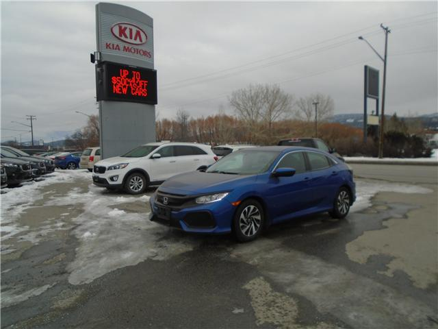 2017 Honda Civic LX (Stk: 8ST7358A) in Cranbrook - Image 1 of 13