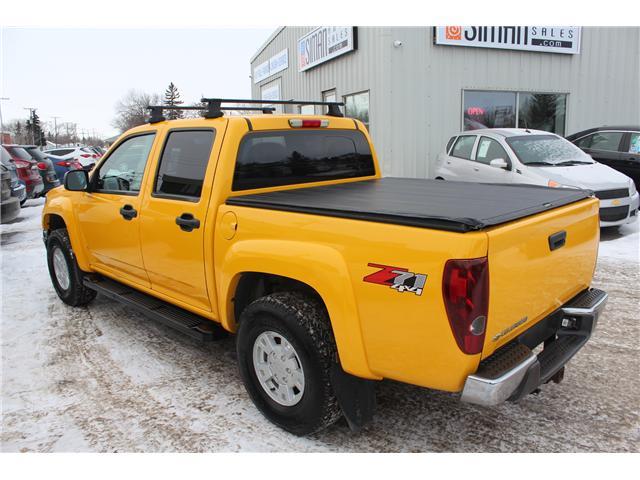 2006 Chevrolet Colorado LT (Stk: CBK2562) in Regina - Image 8 of 17