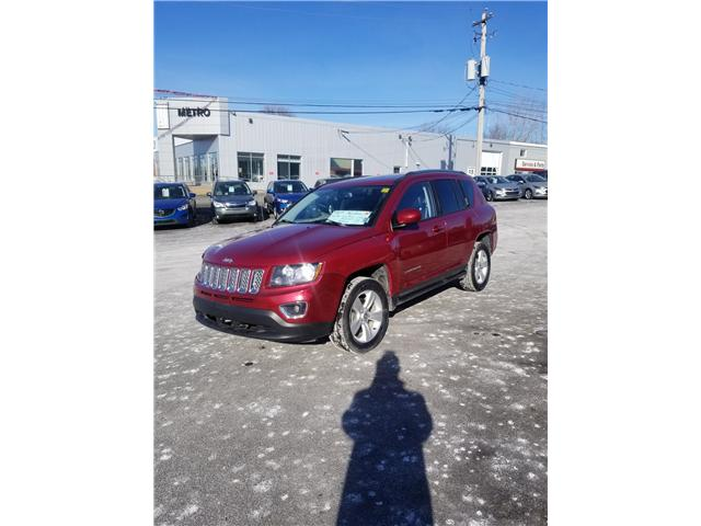 2017 Jeep Compass High Altitude 4WD (Stk: p19-011) in Dartmouth - Image 1 of 10