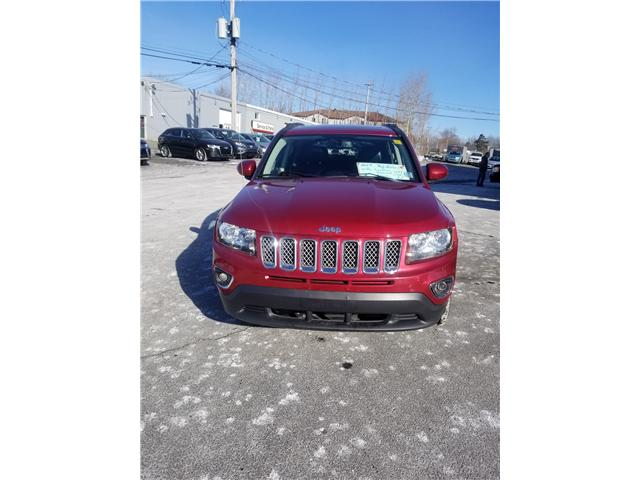 2017 Jeep Compass High Altitude 4WD (Stk: p19-011) in Dartmouth - Image 2 of 10