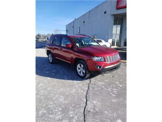 2017 Jeep Compass High Altitude 4WD (Stk: p19-011) in Dartmouth - Image 3 of 10