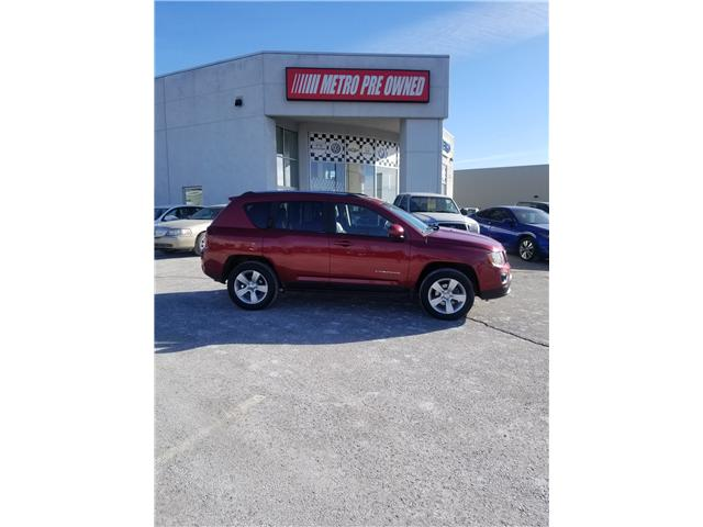 2017 Jeep Compass High Altitude 4WD (Stk: p19-011) in Dartmouth - Image 4 of 10