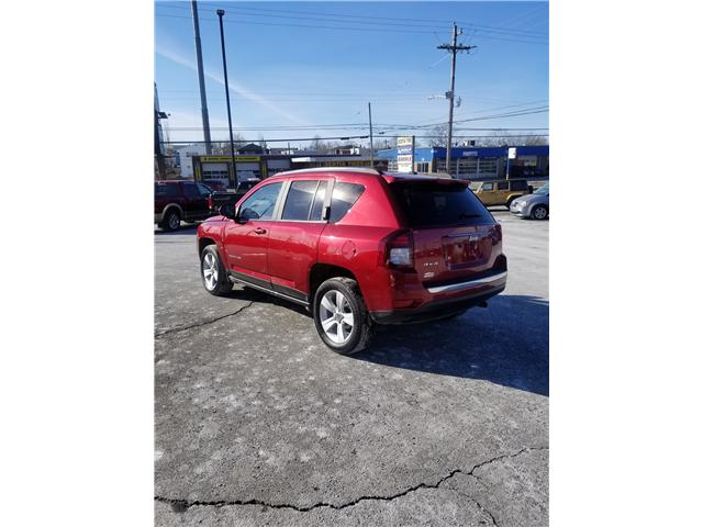 2017 Jeep Compass High Altitude 4WD (Stk: p19-011) in Dartmouth - Image 6 of 10