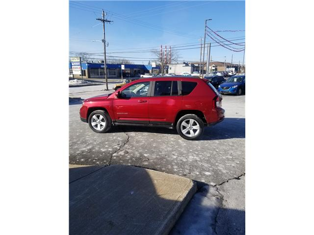 2017 Jeep Compass High Altitude 4WD (Stk: p19-011) in Dartmouth - Image 7 of 10