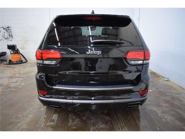 2019 Jeep Grand Cherokee High Altitude 4x4 - NAV * BACKUP CAM * LEATHER (Stk: DP4081) in Kingston - Image 4 of 30