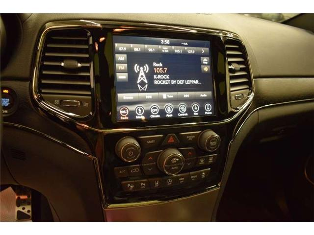 2019 Jeep Grand Cherokee High Altitude 4x4 - NAV * BACKUP CAM * LEATHER (Stk: DP4081) in Kingston - Image 25 of 30
