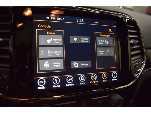 2019 Jeep Grand Cherokee High Altitude 4x4 - NAV * BACKUP CAM * LEATHER (Stk: DP4081) in Kingston - Image 27 of 30
