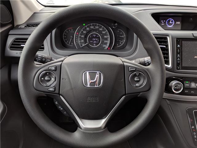 2016 Honda CR-V EX (Stk: H50248A) in North Cranbrook - Image 10 of 21