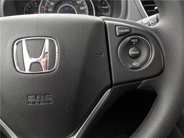 2016 Honda CR-V EX (Stk: H50248A) in North Cranbrook - Image 13 of 21
