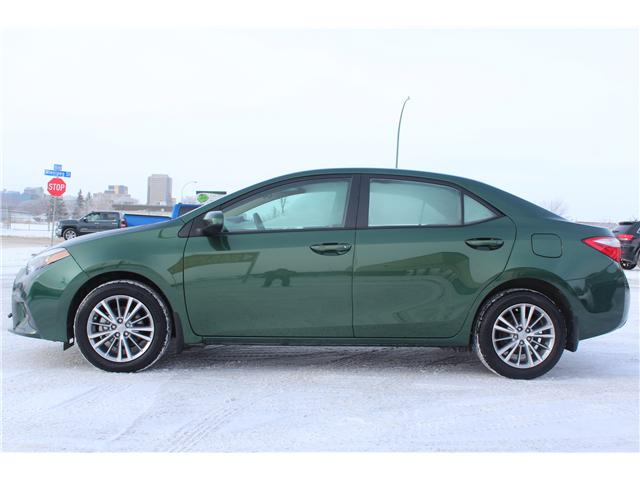 2015 Toyota Corolla LE (Stk: P1599) in Regina - Image 2 of 17