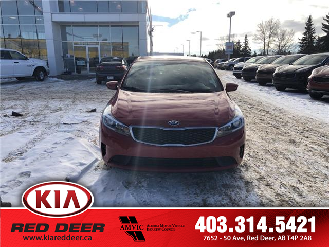 2018 Kia Forte LX (Stk: 8FT4089A) in Red Deer - Image 2 of 13