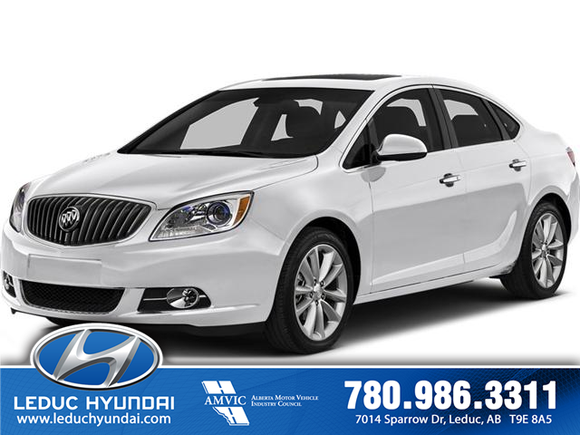 2014 Buick Verano Base (Stk: 8SF4779B) in Leduc - Image 1 of 1